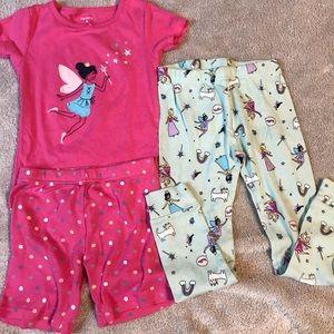 Carter's 3 pc pajamas